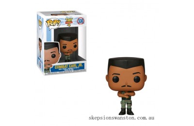 Toy Story 4 Combat Carl Jr Funko Pop! Vinyl Clearance Sale
