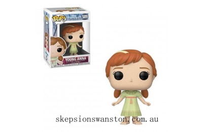 Disney Frozen 2 Young Anna Funko Pop! Vinyl Clearance Sale