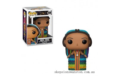 Disney A Wrinkle in Time Mrs Who Funko Pop! Vinyl Clearance Sale