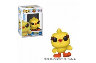 Toy Story 4 Ducky Funko Pop! Vinyl Clearance Sale