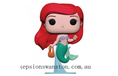 Disney The Little Mermaid - Ariel with bag Funko Pop! Vinyl Clearance Sale
