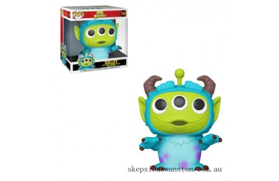Disney Pixar Alien as Sulley 10-Inch Funko Pop! Vinyl Clearance Sale
