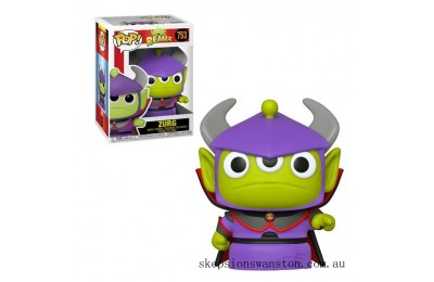 Disney Pixar Anniversary Alien as Zurg Funko Pop! Vinyl Clearance Sale
