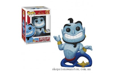 Disney Aladdin Genie with Lamp DGL Pop! Vinyl Clearance Sale