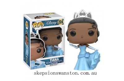 Disney The Princess and the Frog Tiana Funko Pop! Vinyl Clearance Sale