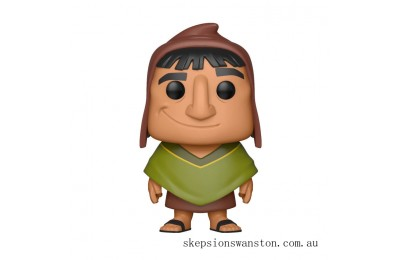 Emperor's New Groove Pacha Funko Pop! Vinyl Clearance Sale