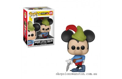Disney Mickey's 90th Brave Little Tailor Funko Pop! Vinyl Clearance Sale