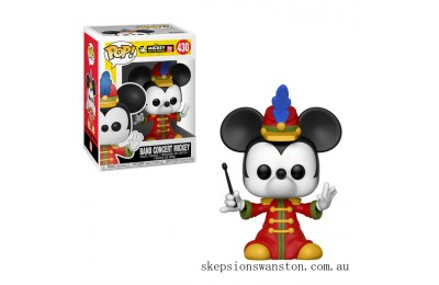 Disney Mickey's 90th Band Concert Funko Pop! Vinyl Clearance Sale