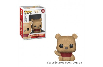 Disney Christopher Robin Winnie The Pooh Funko Pop! Vinyl Clearance Sale