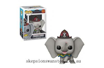Disney Dumbo Fireman Funko Pop! Vinyl Clearance Sale