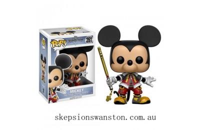 Kingdom Hearts Mickey Funko Pop! Vinyl Clearance Sale
