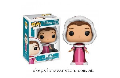 Beauty and the Beast Winter Belle Funko Pop! Vinyl Clearance Sale