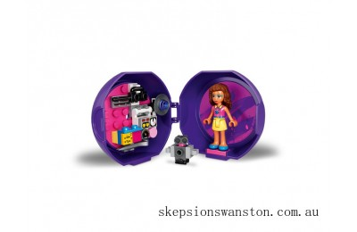 Hot Sale Lego Olivia's Satellite Pod