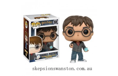 Harry Potter with Prophecy Funko Pop! Vinyl Clearance Sale