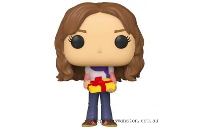 Harry Potter Holiday Hermione Granger Funko Pop! Vinyl Clearance Sale