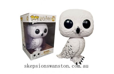 Harry Potter Hedwig 10 Inch EXC Funko Pop! Vinyl Clearance Sale
