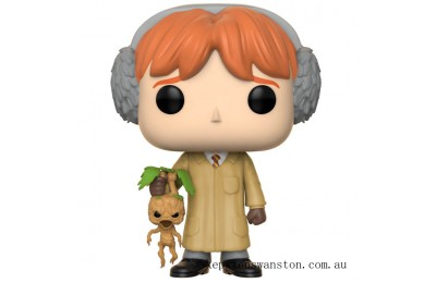 Harry Potter Ron Weasley Herbology Funko Pop! Vinyl Clearance Sale