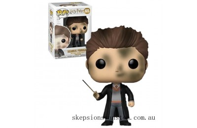Harry Potter Seamus Finnigan's Wingardium Accident EXC Funko Pop! Vinyl Clearance Sale