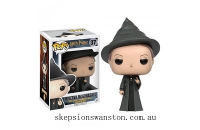 Harry Potter Minerva McGonagall Funko Pop! Vinyl Clearance Sale