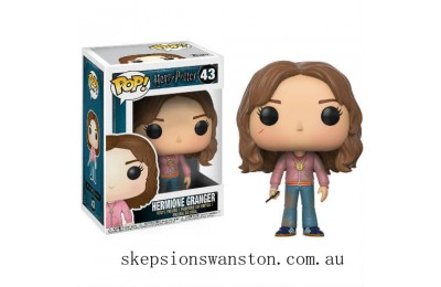 Harry Potter Hermione Granger with Time Turner Funko Pop! Vinyl Clearance Sale