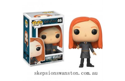 Harry Potter Ginny Weasley Funko Pop! Vinyl Clearance Sale