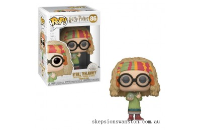 Harry Potter Professor Sybill Trelawney Funko Pop! Vinyl Clearance Sale