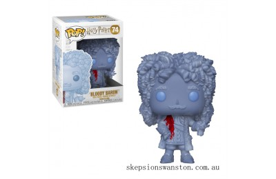 Harry Potter Bloody Baron Funko Pop! Vinyl Clearance Sale
