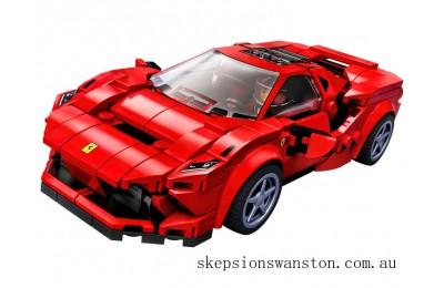 Genuine Lego Ferrari F8 Tributo