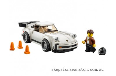 Hot Sale Lego 1974 Porsche 911 Turbo 3.0