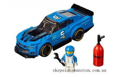 Outlet Sale Lego Chevrolet Camaro ZL1 Race Car