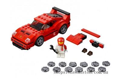 Clearance Lego Ferrari F40 Competizione