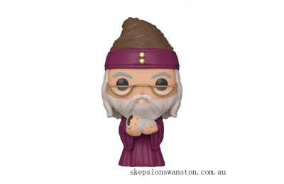 Harry Potter Dumbledore with Baby Harry Funko Pop! Vinyl Clearance Sale