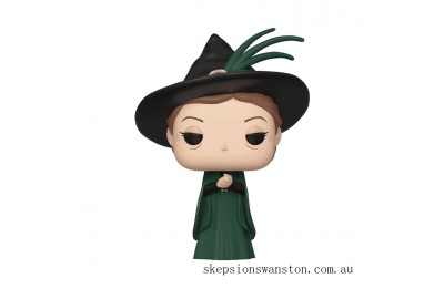 Harry Potter Yule Ball Minerva McGonagall Funko Pop! Vinyl Clearance Sale
