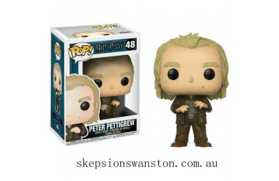 Harry Potter Peter Pettigrew Funko Pop! Vinyl Clearance Sale