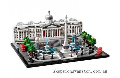 Outlet Sale Lego Architecture Trafalgar Square