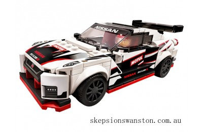Outlet Sale Lego Nissan GT-R NISMO