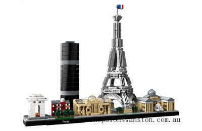 Genuine Lego Architecture Paris