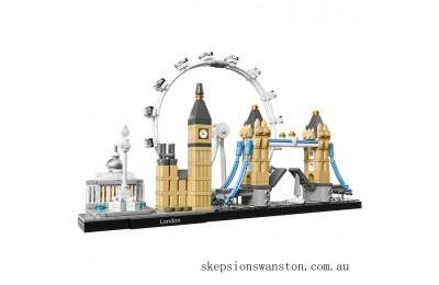 Clearance Lego Architecture LONDO