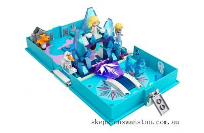 Genuine Lego Elsa and the Nokk Storybook Adventures