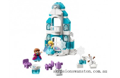 Hot Sale Lego Frozen Ice Castle