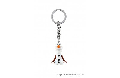 Hot Sale Lego® ǀ Disney Frozen 2 Olaf Key Chain
