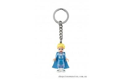 Genuine Lego® ǀ Disney Frozen 2 Elsa Key Chain