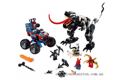 Discounted Lego Venomosaurus Ambush