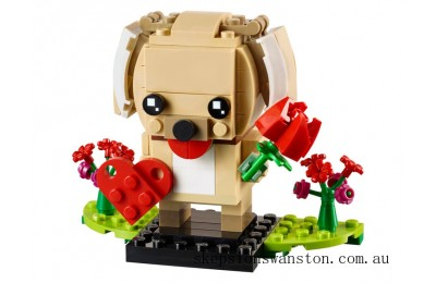 Hot Sale Lego Valentine's Puppy