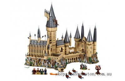 Genuine Lego Hogwarts™ Castle