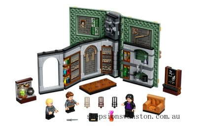 Genuine Lego Hogwarts™ Moment: Potions Class