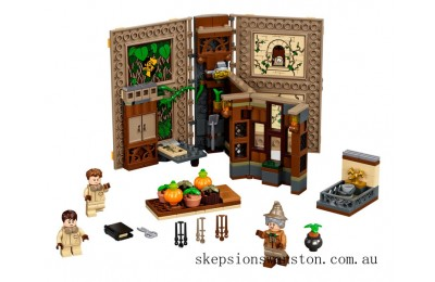 Clearance Lego Hogwarts™ Moment: Herbology Class