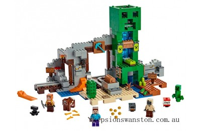 Outlet Sale Lego The Creeper™ Mine