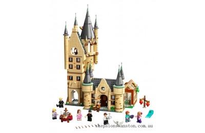 Clearance Lego Hogwarts™ Astronomy Tower