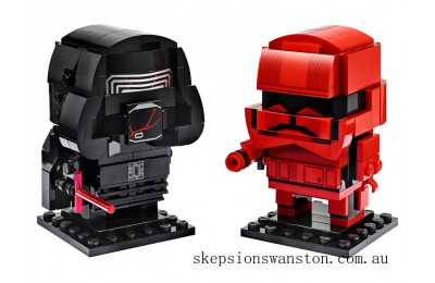 Genuine Lego Kylo Ren™ & Sith Trooper™